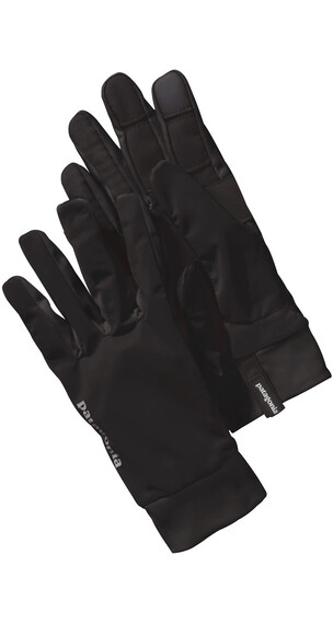 Patagonia Wind Shield Gloves Black